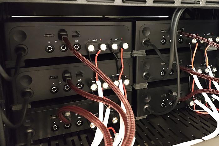 Sonos Amp : Sonos renoue les relations avec les intégrateurs
