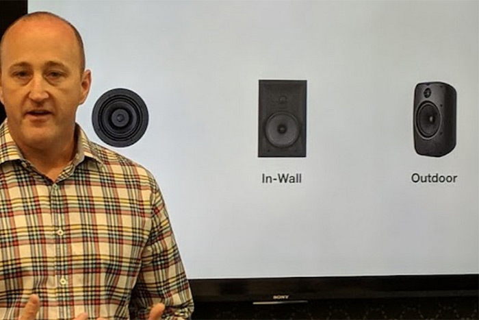 Sonos s'associe à Sonance pour commercialiser des enceintes encastrables et outdoor