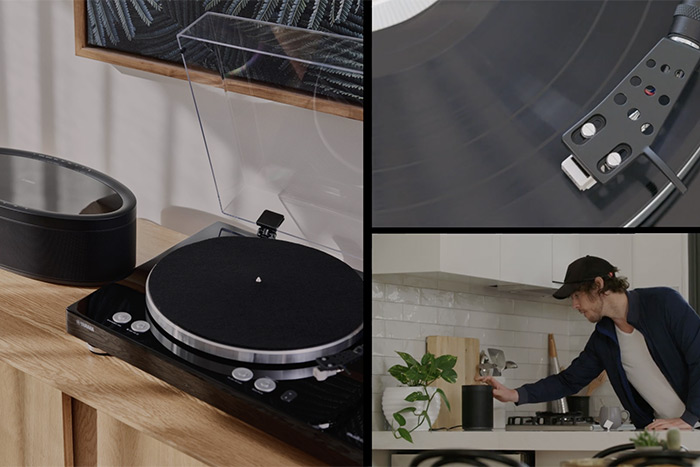 La première platine vinyle multiroom est signée Yamaha MusicCast